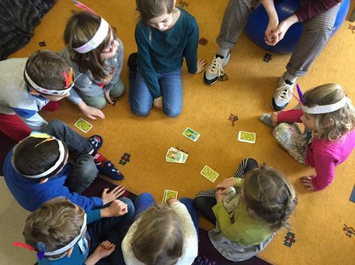 Enseigner l'anglais aux enfants - à l'école ou dans un club d'anglais