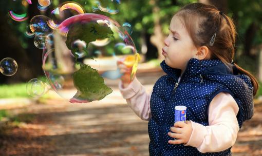 5 conseils  pour être un parent plus imaginatif