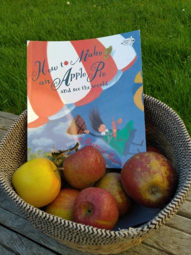 Atelier d'anglais de vacances Cuisine & Conte d'automne : Apple Pie